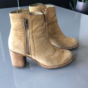 Frye Addie Double Zip 6